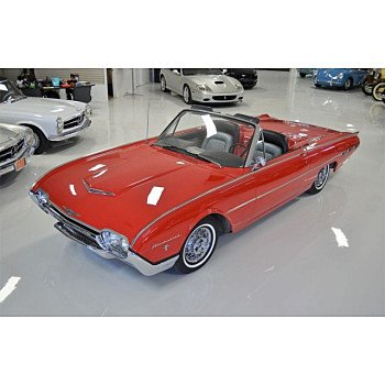 1962 Ford Thunderbird for sale 101118325