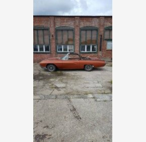 1962 Ford Thunderbird for sale 101182289