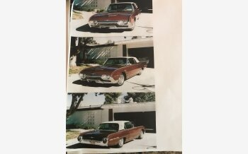 1962 Ford Thunderbird Sport for sale 101221276