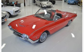 1962 Ford Thunderbird for sale 101250723