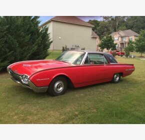 1962 Ford Thunderbird for sale 101281244