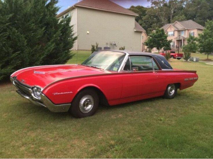 1962 Ford Thunderbird for sale 101281244