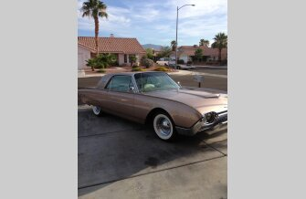1962 Ford Thunderbird for sale 101289981