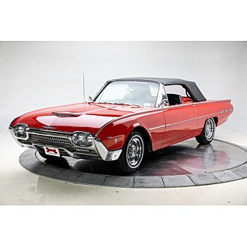 1962 Ford Thunderbird for sale 101384899