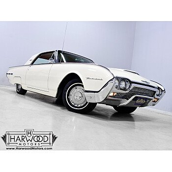 1962 Ford Thunderbird for sale 101394872