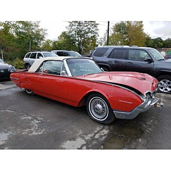 1962 Ford Thunderbird for sale 101402419
