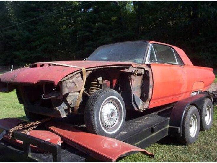 1962 Ford Thunderbird for sale 101534850