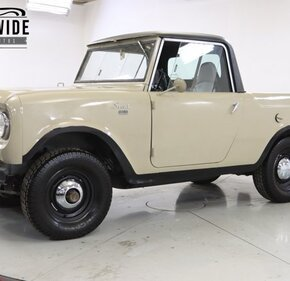 1962 International Harvester Scout for sale 101394683