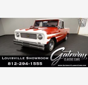 1962 International Harvester Scout for sale 101462058