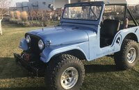 1962 Jeep CJ-5 for sale 101232992