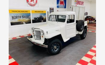 1962 Jeep Other Jeep Models for sale 101487368