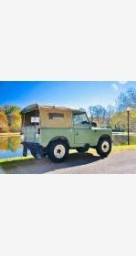 1962 Land Rover Series II for sale 101053137