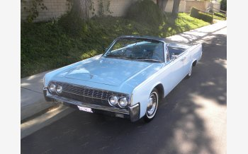 1962 Lincoln Continental Signature for sale 101230770