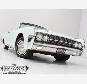 1962 Lincoln Continental for sale 101250396