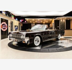 1962 Lincoln Continental for sale 101284449