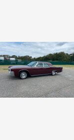 1962 Lincoln Continental for sale 101378067