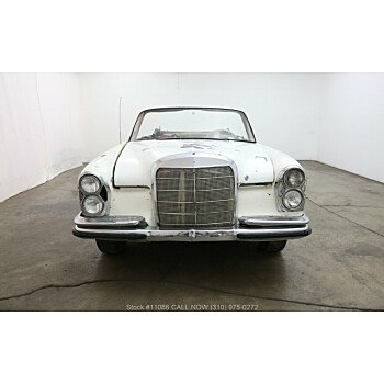 1962 Mercedes-Benz 220SE for sale 101203053