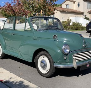 1962 Morris Minor 1000 for sale 101260092