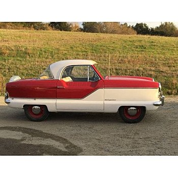 1962 Nash Metropolitan for sale 100986820