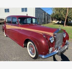 1962 Rolls-Royce Phantom for sale 101227514