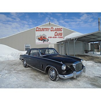 1962 Studebaker Gran Turismo Hawk for sale 101457914