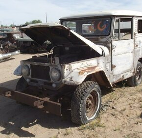 1962 Toyota Land Cruiser for sale 101350842