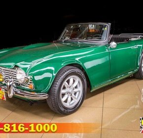 1962 Triumph TR4 for sale 101494719