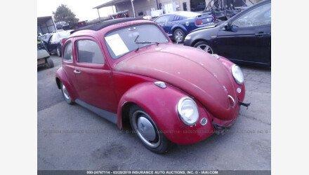 1962 Volkswagen Beetle for sale 101113333