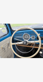 1962 Volkswagen Beetle Coupe for sale 101370638