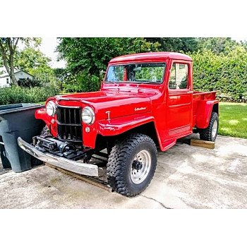 1962 Willys Other Willys Models for sale 101017486