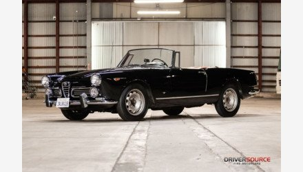 1963 Alfa Romeo 2600 for sale 101291341