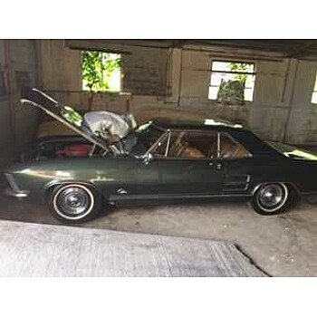 1963 Buick Riviera for sale 101121801