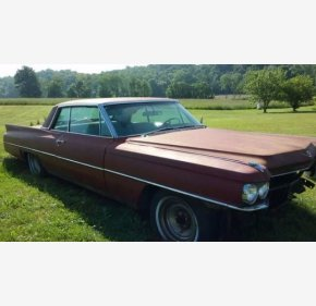 1963 Cadillac De Ville for sale 100901105