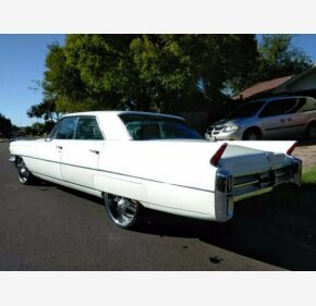 1963 Cadillac De Ville for sale 100930277