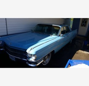1963 Cadillac De Ville Sedan for sale 100998863