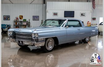 1963 Cadillac De Ville for sale 101342406