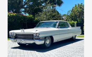 1963 Cadillac De Ville for sale 101404348
