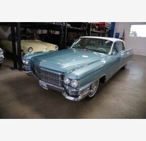 1963 Cadillac Fleetwood for sale 101416604