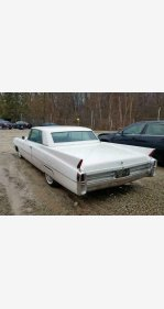1963 Cadillac Series 62 for sale 101105052