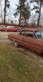 1963 Chevrolet Bel Air for sale 100826859