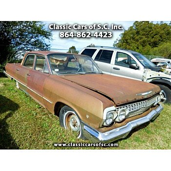 1963 Chevrolet Bel Air for sale 101397196