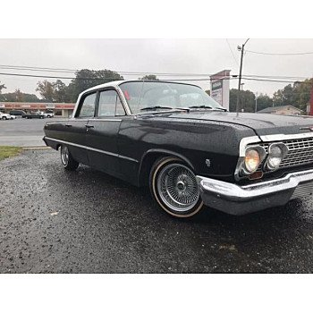 1963 Chevrolet Biscayne for sale 100926842