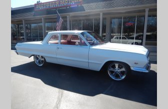 1963 Chevrolet Biscayne for sale 101106648