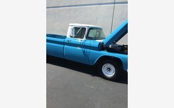 1963 Chevrolet C/K Truck C20 for sale 101463453