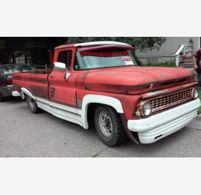 1963 Chevrolet C/K Truck for sale 101041925