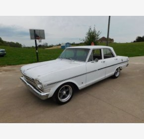 1963 Chevrolet Chevy II for sale 101153968
