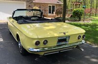 1963 Chevrolet Corvair Monza Convertible for sale 101387947