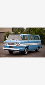 1963 Chevrolet Corvair Greenbrier for sale 101379972