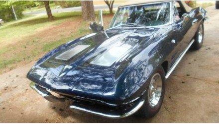 1963 Chevrolet Corvette Convertible for sale 101130071