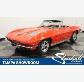 1963 Chevrolet Corvette Convertible for sale 101397059
